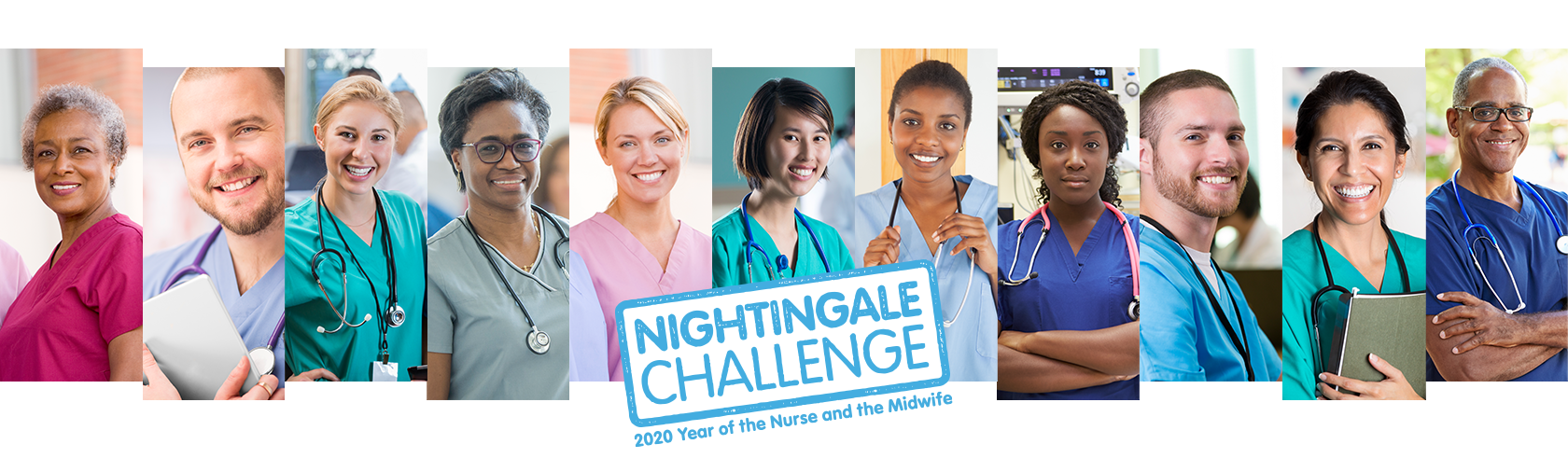 Nightingale Challenge - 2020 Year of the Nurse and the Midwife