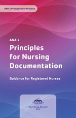 eBook - ANA's Principles for Nursing Documentation