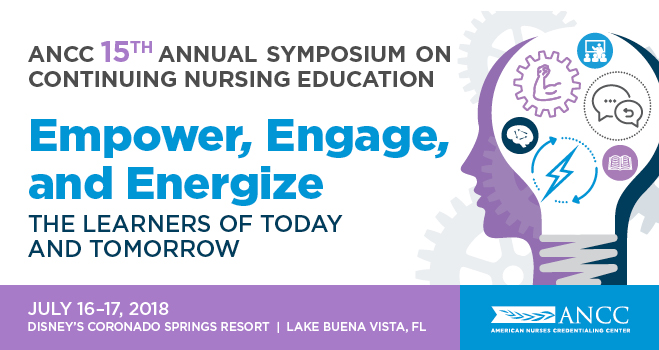 ANCC Annual Symposium on Continuing Nursing Education | ANA Enterprise