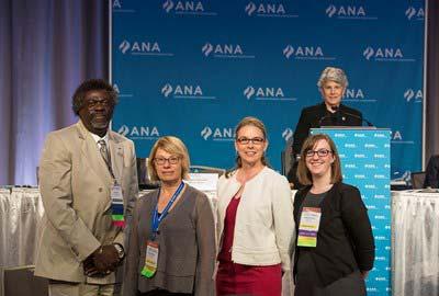 Ernest James Grant, Jennifer Mensik, MaryLee Pakieser, Amanda Buechel, and Pamela F. Cipriano
