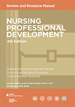 Nursing Professional Development Review and Resource Manual, 4th Edition