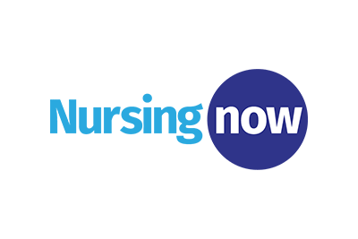 Nursing now logo