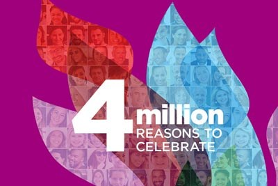 National Nurses Week - 4 million reasons to celebrate