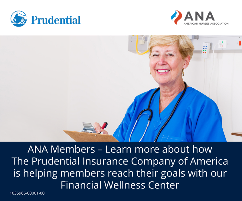 Prudential's Financial Wellness Program - ANA Member Benefit