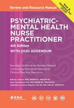 Psychiatric-Mental Health Nurse Practitioner Review Manual  4th Edition