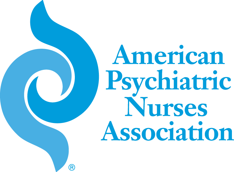 American Psychiatric Nurses Association logo