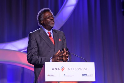 ANA President Ernest J. Grant speaking at 2019 Quality and Innovation Conference