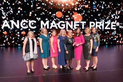 OSF Healthcare Saint Francis Medical Center Wins 2019 ANCC Magnet Prize®
