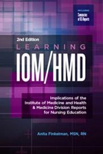 Learning IOM/HMD: Implications of the Institute of Medicine and Health & Me