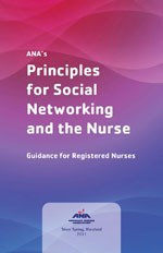 eBook - ANA's Principles for Social Networking and the Nurse