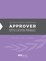 2015 ANCC Primary Accreditation APPROVER Application Manual